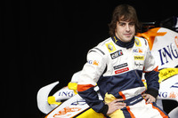 Renault must find a second says Alonso