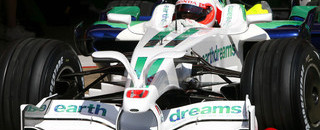 Slick Barrichello tops Barcelona test