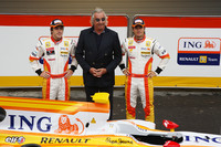Formula 1 sponsors falling: Bank on it