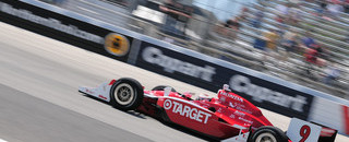 Dixon wins fastest Milwaukee IndyCar event