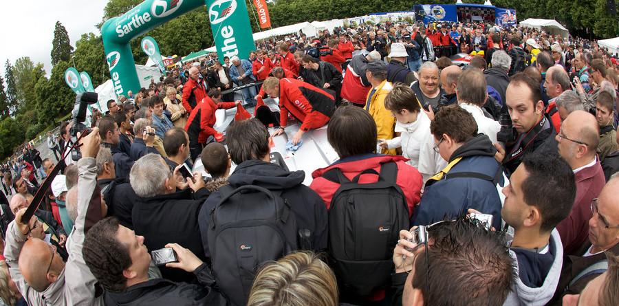 Titanic battle set for P1 at Le Mans 24H