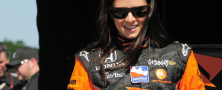 Ingram's Flat Spot On: Danica gaining Mo'
