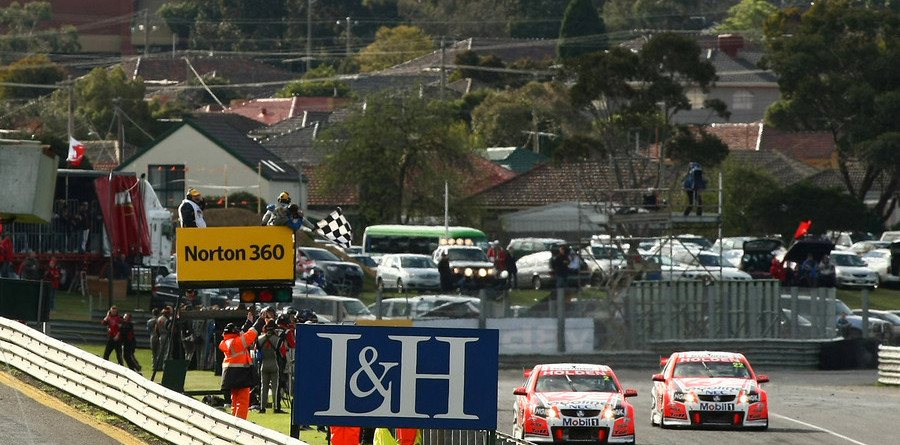 Holden Racing finish 1, 2 at Sandown