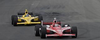 Dixon takes slim points lead with Motegi victory