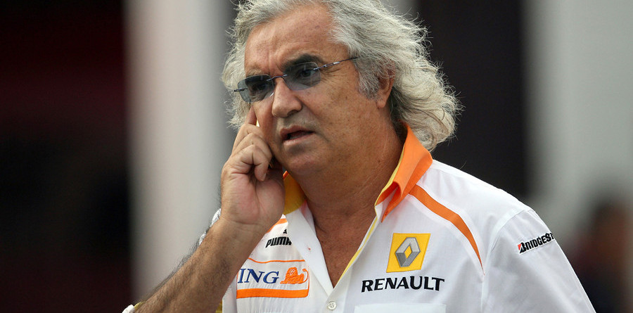 Briatore wants Formula One ban overturned