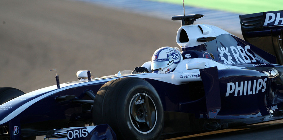 Young drivers showed their talent this week in Jerez
