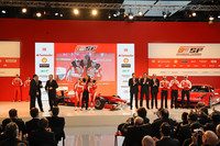 Ferrari shows Formula One world the F10 in Marenello