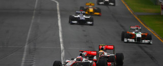 Ingram's Flat Spot On: F1 overtakes NASCAR