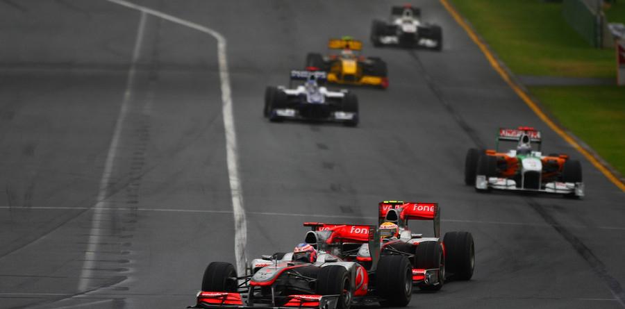 Ingram's Flat Spot On: F1 overtakes NASCAR