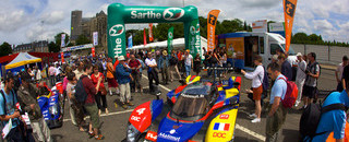 ORECA hoping to push the works teams at 24H