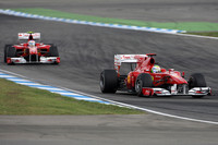 Judgement day for Ferrari over team orders