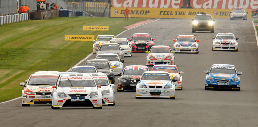 Championship hangs in balance after Donington