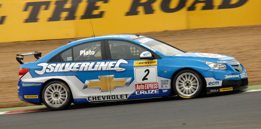 Advantage Plato after Brands Hatch qualifying