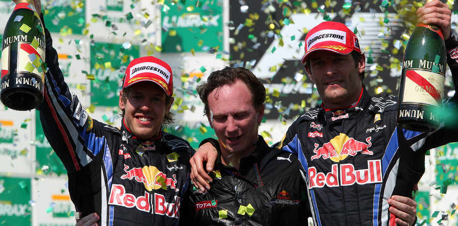 Red Bull dances in Brazil, title fight goes to UAE