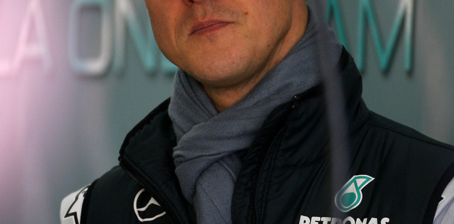 Schumacher tops day 2 at Jerez