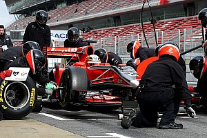 Formula 1 Virgin Barcelona test report 2011-03-08
