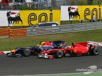 Vettel admits 'problems' with Alonso in 2010