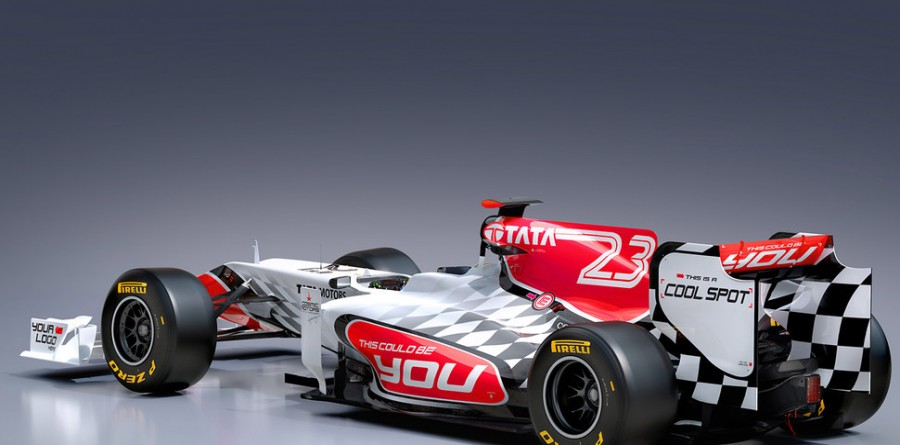 Hispania Racing's  F111 unveiled in Barcelona