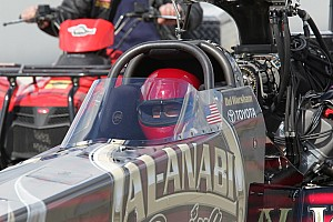 NHRA NHRA Gainesville final eliminations report