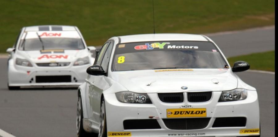 BTCC drivers get first peek at Snetterton changes