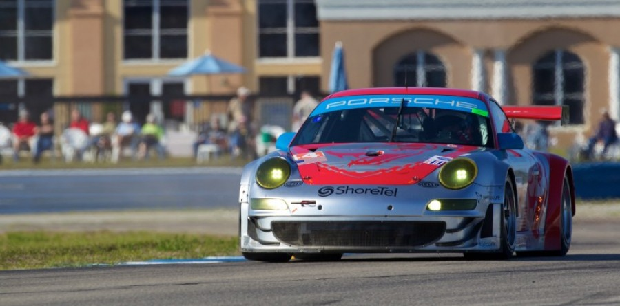 Porsche-Motorsport around the world