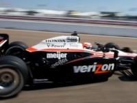 Penske's Will Power Tops St Pete Practice