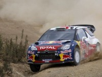 Citroen's Ogier Is The Man To Beat In Portugal