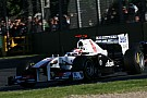 Saubers disqualified for illegal rear wings