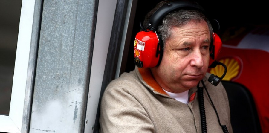 Todt not ruling out second term as FIA boss