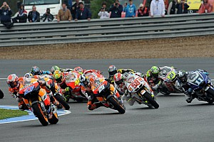 MotoGP Repsol Honda Race Report