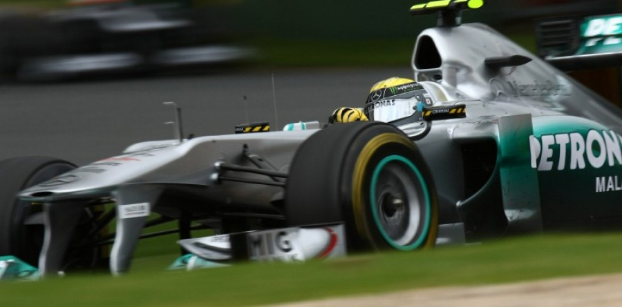 Mercedes GP Preview