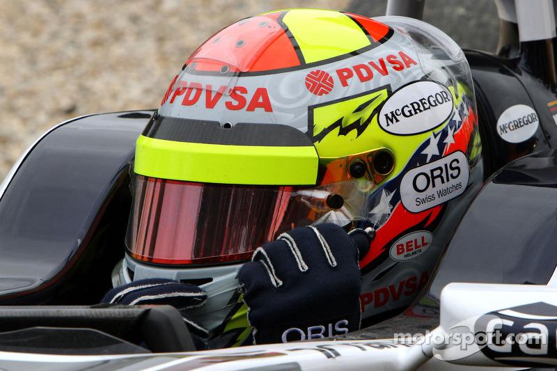 F1 drivers testing stronger visors
