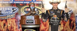 NASCAR Sprint Cup Kenseth breaks dry spell with Texas victory