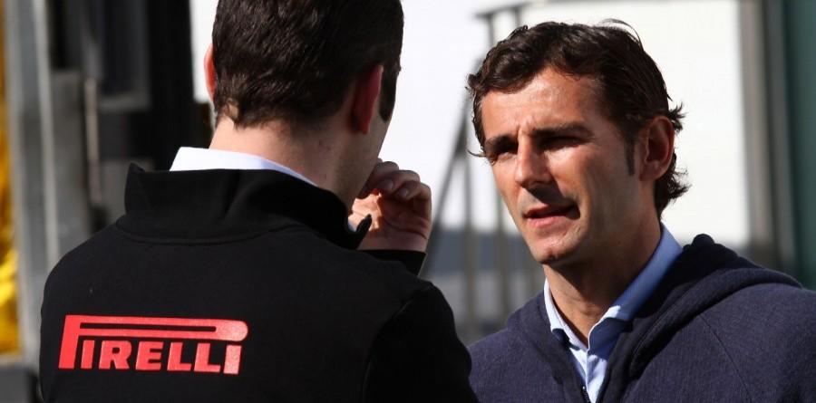 F1 should 'applaud' Pirelli 'risk' for 'show' - de la Rosa