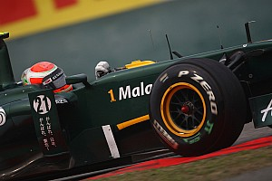 Team Lotus Qualifying Report
