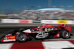 Justin Wilson qualifying report