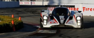 ALMS Graf and Luhr give Pickett the victory at Long Beach
