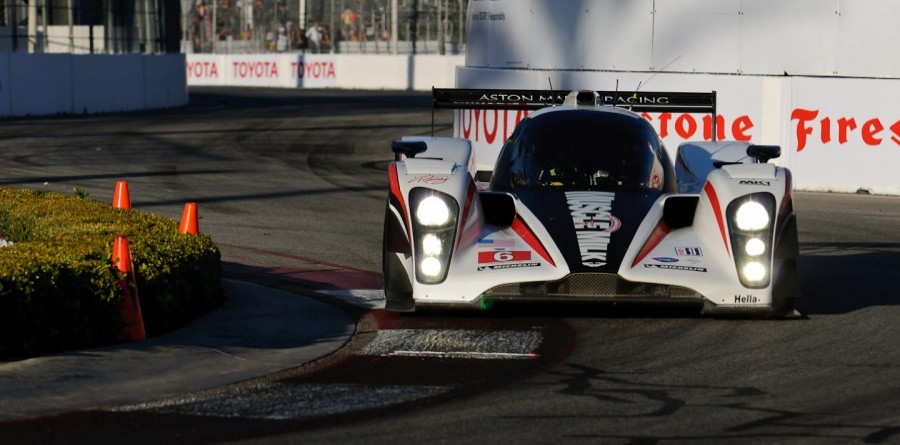 Graf and Luhr give Pickett the victory at Long Beach