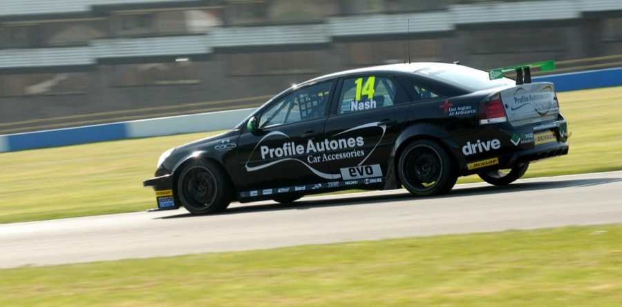 Nash Surprise Series Leader After Donington