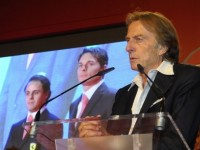 Montezemolo admits opposition to 2013 engine plan