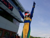 Points leader Nasr wins feature race at Oulton Park