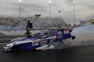 NHRA Hight - Ford interview