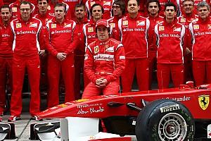 Ferrari admits conservative approach wrong