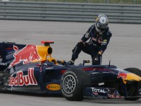 Vettel not worried about KERS or Turkey crash