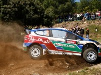 Ford Rally Italia Sardegna Leg 2 Summary