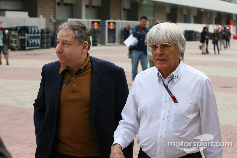 No reason yet to repeal 2013 engine rules - Todt