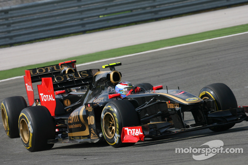 Turkish GP Lotus Renault Race Report