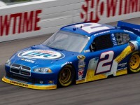 Brad Keselowski Darlington race report