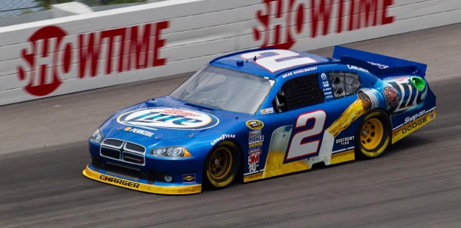 Brad Keselowski Darlington race report