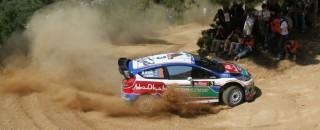 WRC Ford Rally Italia Sardegna Event Summary